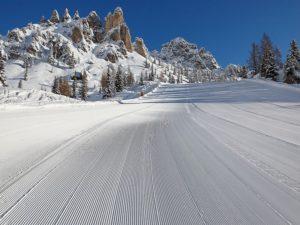 Portavescovo Arabba 2019 pista da sci