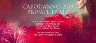 Capodanno private party Milano Pigalle 2019